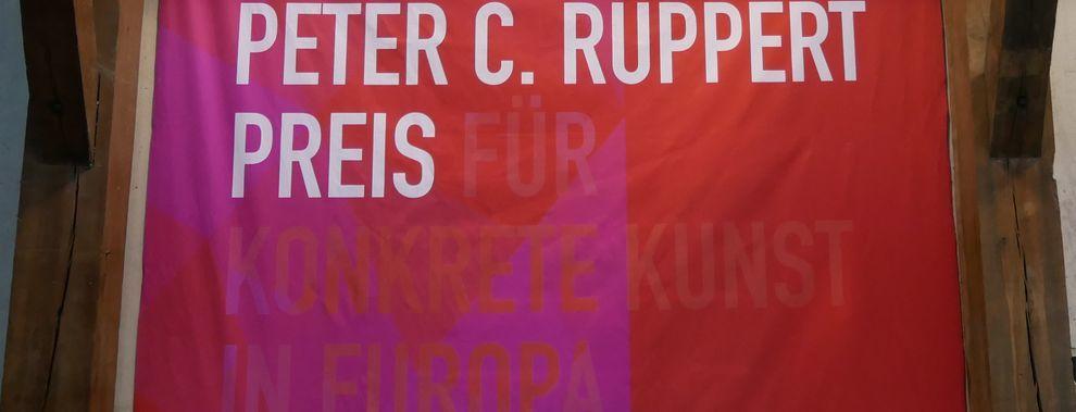 Preis Peter C. Ruppert für Konkrete Kunst in Europa 1