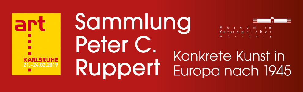 Sammlung Ruppert auf der art Karlsruhe 2019