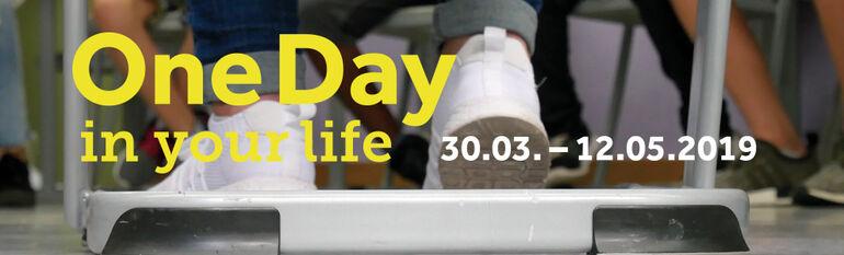 One Day in your life Schüler*innenprojekt mit der Wollfsskeel-Realschule und der Jakob-Stoll-Realschule