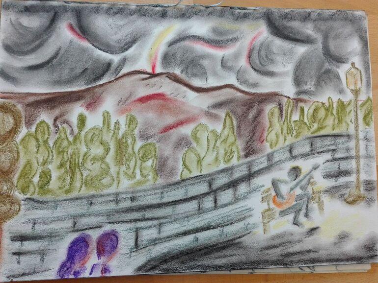 Vulkangrollen 5