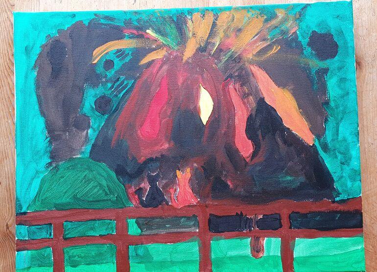 Vulkangrollen 6