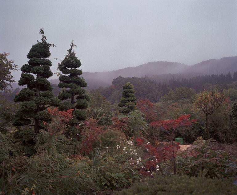 103 R. Knoth, A. de Jong, Tsushima, Bezirk Futaba, Präfektur Fukushima Foto und © Knoth de Jong