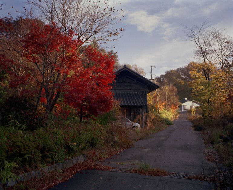 110 Tshushima, Bezirk Namie, Präfektur Fukushima, Fotografie Foto de Jong Knoth © de Jong Knoth 03 C-Print