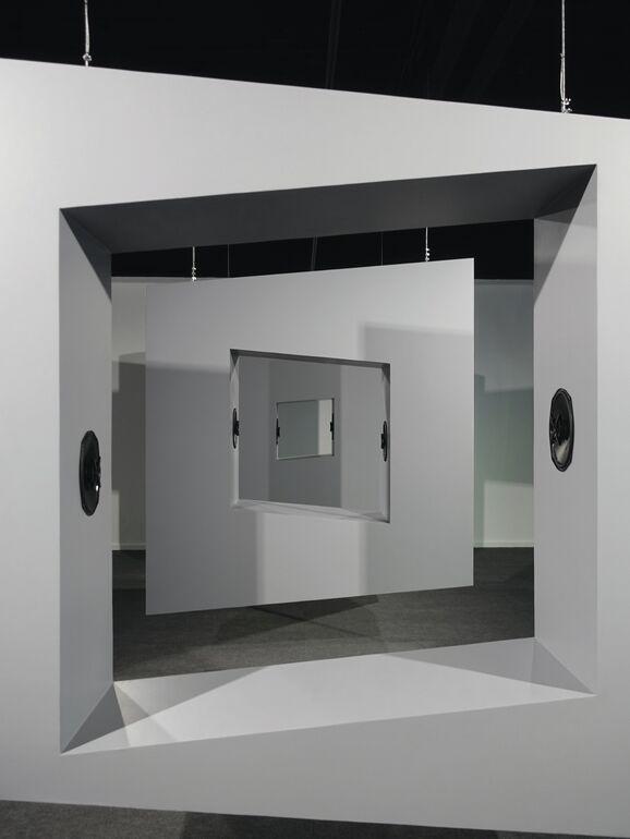 Ritter, Denise, mono industriell, 6-Kanal-Klangistallation, 2018 Foto D.Ritter © VG Bild-Kunst, Bonn 2021